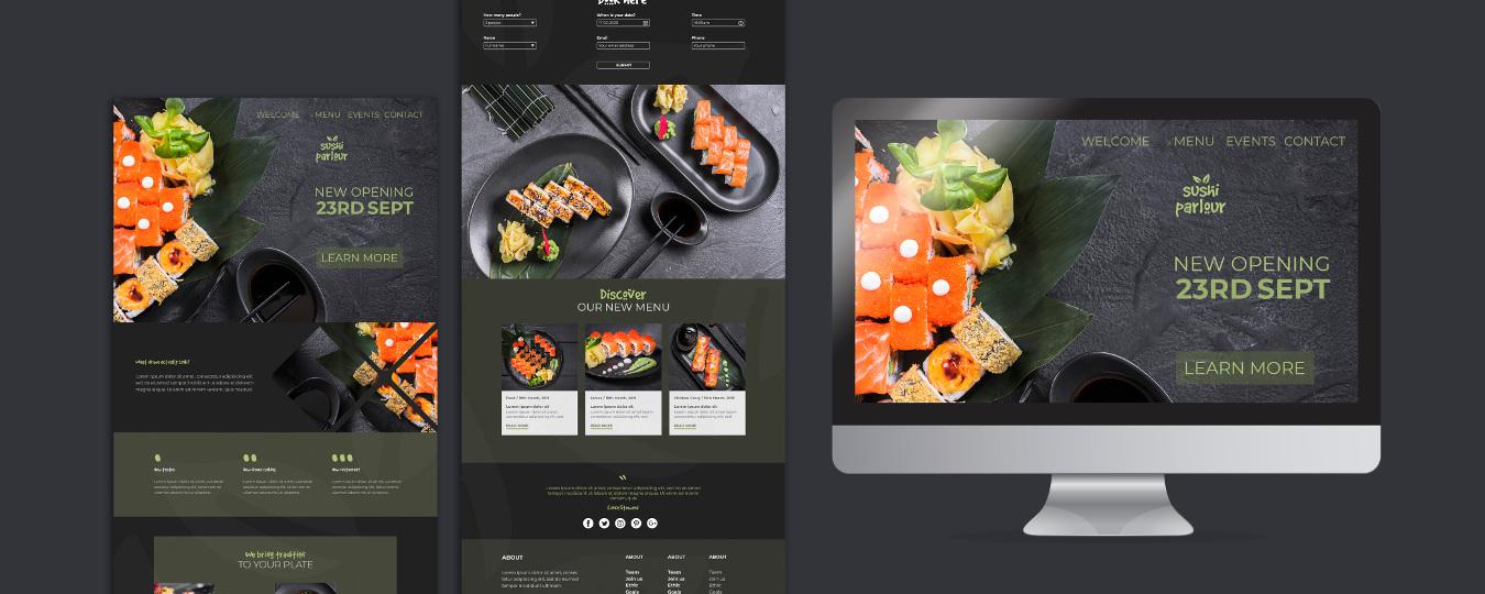 Diseñamos su web y tienda online