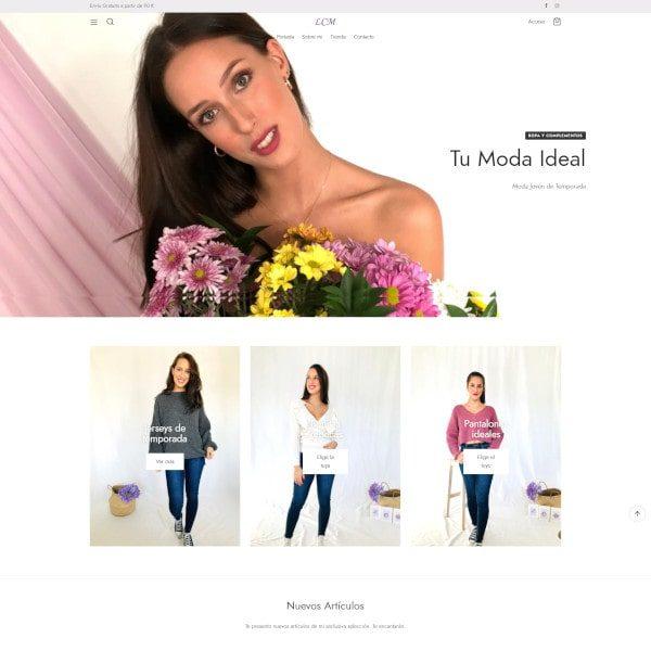 creación y diseño web en Huelva y Málaga - tiendas online para pymes y autónomos