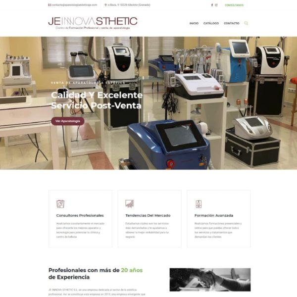 diseño web en Huelva y Granada páginas web