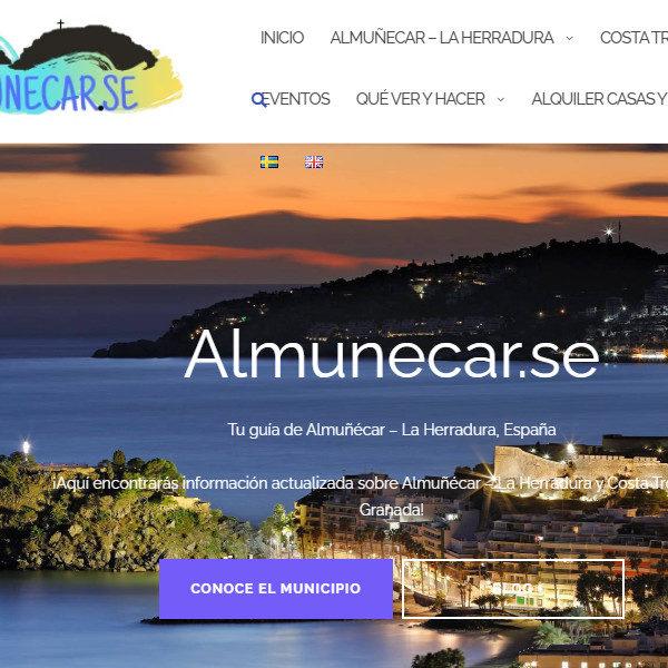 diseño web en Huelva Málaga y Granada páginas web