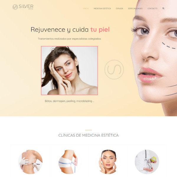 Agencia de Diseño Web en Huelva y Málaga, Páginas web